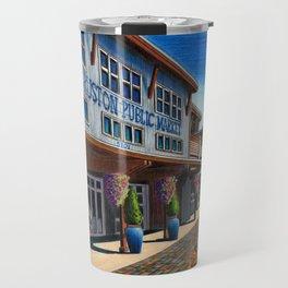 Anne deMille Flood Gallery Travel Mug