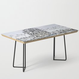 Cutter Coffee Table