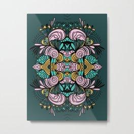 Ornamental Metal Print