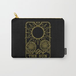 The Sun Carry-All Pouch