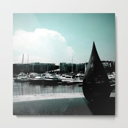 Marina at Keppel Bay, Singapore Metal Print