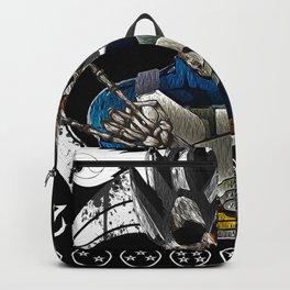 SKULL VEGETA Backpack