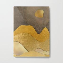 space 6 art #abstract #modernart Metal Print