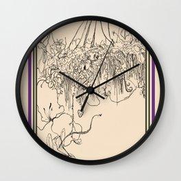 Leap Frog Wall Clock