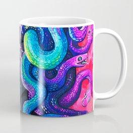 Rainbow Medusa Coffee Mug
