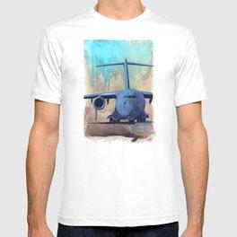 Teal Sandstorm T-shirt
