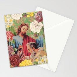 Padre  Pio of Pietrelcina Stationery Cards
