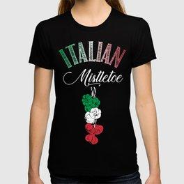 Italian Mistletoe T-shirt