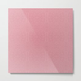 Fashion Pink Glitter illustration  Metal Print