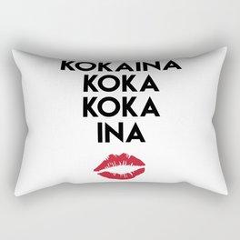 KOKAINA KOKA KOKA INA - Miami Yacine Lyrics Rectangular Pillow