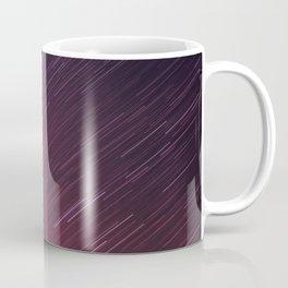 High Trails Sky Trails 2 Fuchsia Coffee Mug