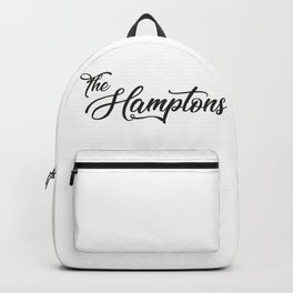 The Hamptons Backpack