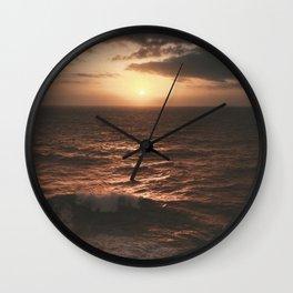 Sun #7 Wall Clock