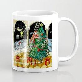 MC Escher's Christmas Tree Coffee Mug