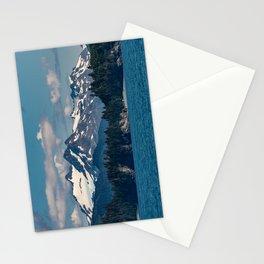 Kachemak Bay Mountains - Alaska Stationery Cards