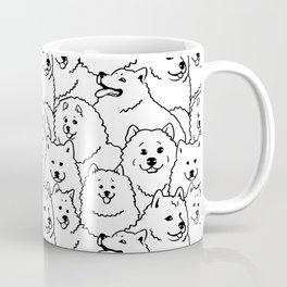 Oh Samoyed Coffee Mug