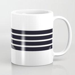 Classic Black Stripes Coffee Mug