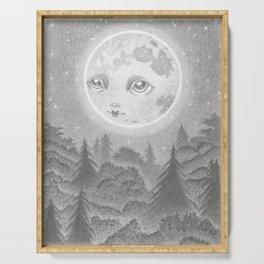 Hunter's Moon Serving Tray