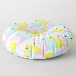 Peeps Pattern Floor Pillow