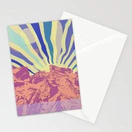 Red Rocks Stationery Cards