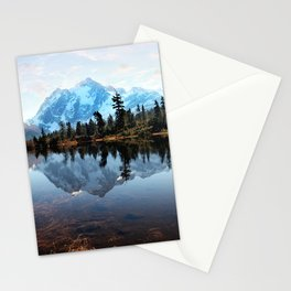 Mt Shuksan Stationery Cards