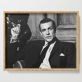 Sean Connery Serving Tray