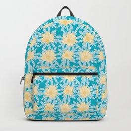 Cute Trailing Gazania Pattern Backpack