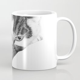 Elfie the cat Coffee Mug