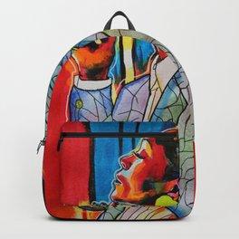 Zoe Saldana Backpack