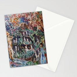 Nils Dardel Koherde Stationery Cards