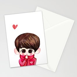 SHINee Adidas Minho Stationery Cards
