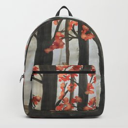 Misty forest - Autumn beauty Backpack