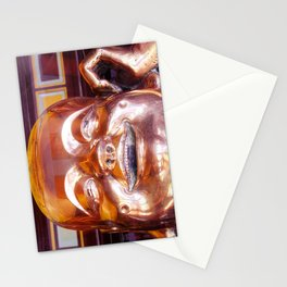 Shiny Happy Buddha Stationery Cards