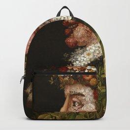 Giuseppe Arcimboldo - Spring Backpack
