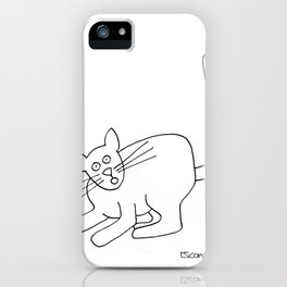 Zoey iPhone Case