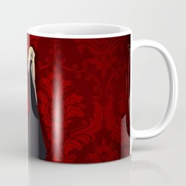 The maxi dress Coffee Mug