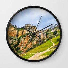 Ronda_h Wall Clock