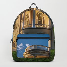USA museums Danvers Houses Cities Design Museum Building Backpack