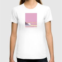 Seagull of morning T-shirt