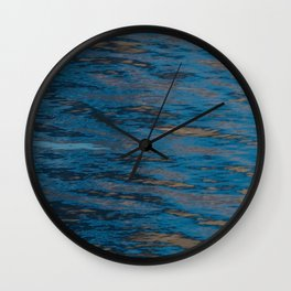 Reflection 2 Wall Clock