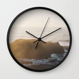 Sun #8 Wall Clock