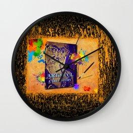 Artist CL Selfie Wall Clock
