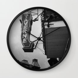 Taverne Wall Clock