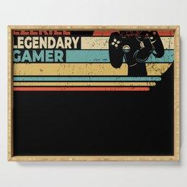 Ezekiel Legendary Gamer Personalized Gift Serving Tray