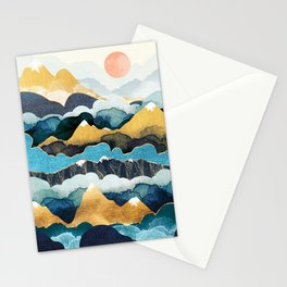Cloud Peaks Stationery Cards