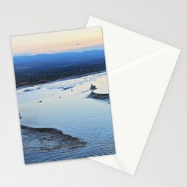 Pamukkale Pools Stationery Cards