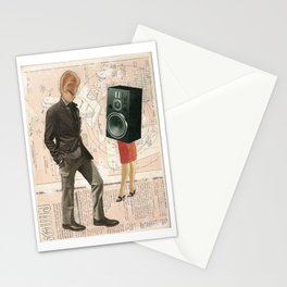 The Audiophile Stationery Cards
