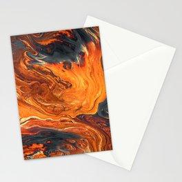 Lava Art Stationery Cards