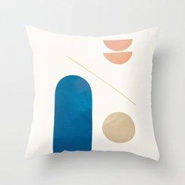 Set Line Flow 02 Throw Pillow