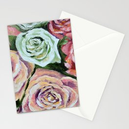 Eloquent Bouquet Stationery Cards
